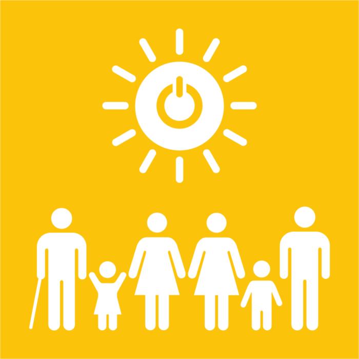 Agenda 2030 - Mål 7 Hållbar energi för alla